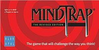 Board Game: MindTrap: The Revised Edition