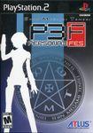 Video Game: Shin Megami Tensei: Persona 3 FES