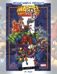 RPG Item: Marvel Super Heroes D6