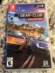 Video Game: Gear.Club