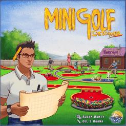 Minigolf Designer Cover Artwork