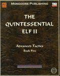 RPG Item: The Quintessential Elf II: Advanced Tactics