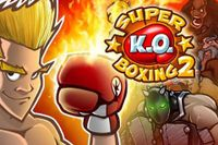 Video Game: Super KO Boxing 2