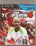 Video Game: Top Spin 4