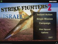 Video Game: Strike Fighters 2: Israel