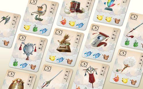 Board Game: Sorcerer & Stones