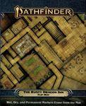 RPG Item: Pathfinder Flip-Mat: The Rusty Dragon Inn
