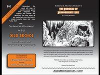 RPG Item: B0: The Kobolds of Dragonbreath Vale