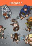 RPG Item: Jan's Token Pack 003: Heroes 1