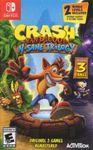 Video Game Compilation: Crash Bandicoot N. Sane Trilogy