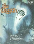 Issue: Dragon (Issue 14 - May 1978)