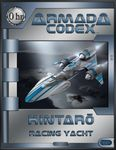 RPG Item: Armada Codex 01-03: Kintarō: Racing Yacht
