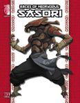 RPG Item: Races of NeoExodus: Sasori (3.5)