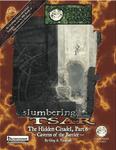 RPG Item: ST14: Slumbering Tsar: The Hidden Citadel, Part 6: Caverns of the Barrier