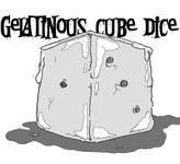 Board Game: Gelatinous Cube Dice