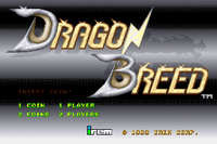 Video Game: Dragon Breed