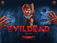 Video Game: Evil Dead - The Game