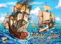 Board Game: Pirate Dice: Voyage on the Rolling Seas