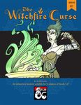 RPG Item: The Witchfire Curse