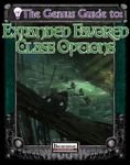 RPG Item: The Genius Guide to: Expanded Favored Class Options