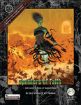 RPG Item: Splinters of Faith 08: Pains of Scalded Glass (Pathfinder)