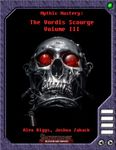 RPG Item: The Vordis Scourge, Volume III