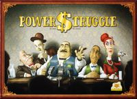 Board Game: Power Struggle