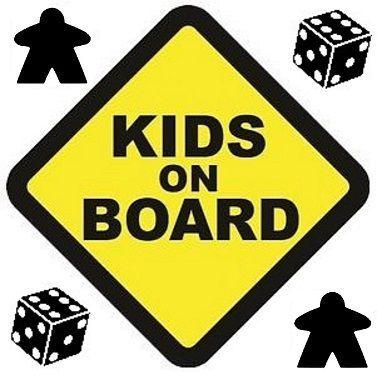 Kids On Board Games Geeklist July 2019 Boardgamegeek
