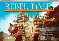 Issue: Rebel Times (Issue 86 - Nov 2014)