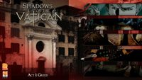 Video Game: Shadows on the Vatican Act I: Greed