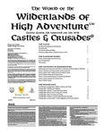 RPG Item: The World of the Wilderlands of High Adventure