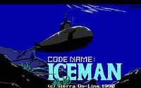 Video Game: Codename: ICEMAN