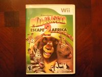 Video Game: Madagascar: Escape 2 Africa