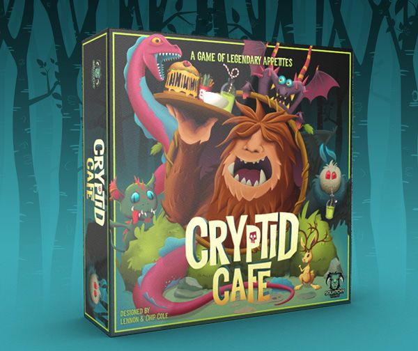 Cryptid Cafe