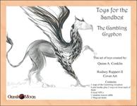 RPG Item: Toys for the Sandbox #003: The Gambling Gryphon