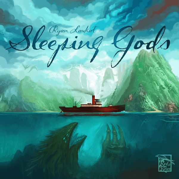 Sleeping Gods Final Cover
