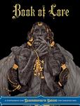 RPG Item: Book of Lore