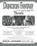RPG Item: Dungeon Fantasy Traps