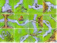 Board Game: Carcassonne: The River II