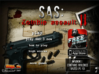 Video Game: SAS: Zombie Assault 2