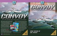 Board Game: Convoy: Deadly Waters – The Gibraltar Run 1941-1942