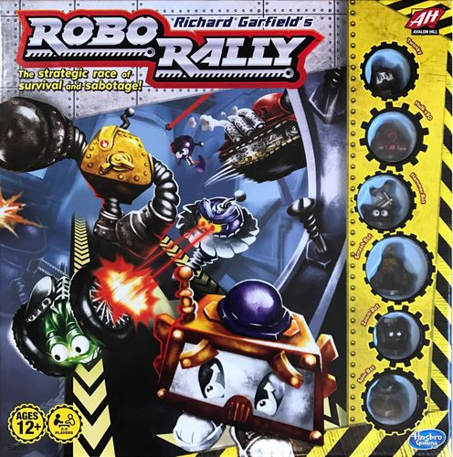 Board Game: Robo Rally