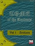 RPG Item: Tome of the Ancients Vol. 1: Artifacts