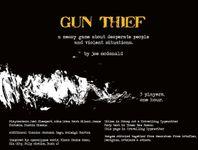 RPG Item: Gun Thief
