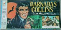 Board Game: Barnabas Collins Dark Shadows Game