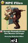 RPG Item: Rungie Rampholean: The Master of Traps