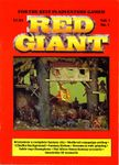 Issue: Red Giant (Volume 1, Number 1)