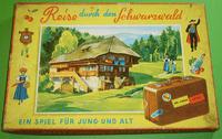 Board Game: Schwarzwald-Reise