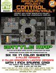 RPG Item: Apocalyptic Project: Control + Corridors/Vault 2