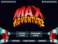 Video Game: Max Adventure